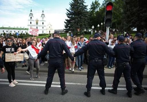 U.S. Faces Hurdles In Trying To Nudge Belarus Toward Democracy