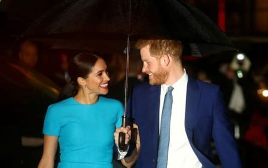Harry And Meghan Team Up With Netflix In Major Hollywood Move