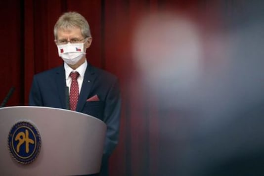 Taiwan Denounces China's 'vulgar Threats' Towards Czech Speaker