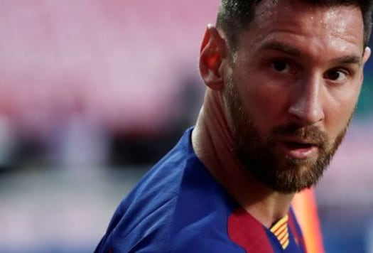 Messi Says He Will Stay At Barcelona After All