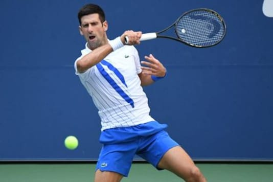 Djokovic Disqualified From U S Open After Striking Line Judge