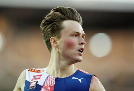 Warholm Comes Up Short Again In World Record Attempt