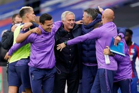Ambitious Mourinho Looks To Make His Mark At Tottenham
