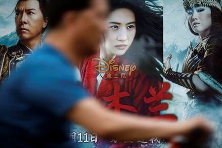 Exclusive: China Bars Media Coverage Of Disney's 'Mulan' After Xinjiang Backlash - Sources