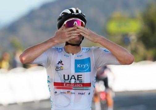 CYCLING-FRANCE:Cycling: Pogacar beats Roglic as defending champion Bernal cracks
