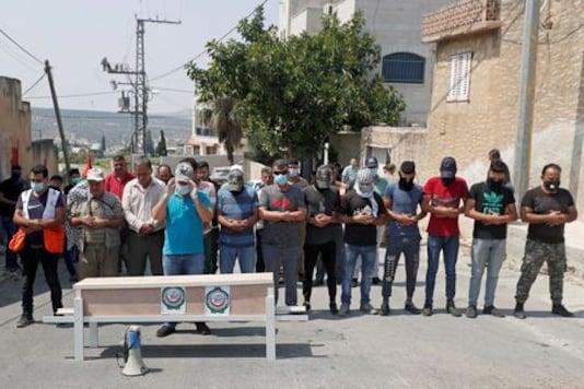 ISRAEL-GULF-USA-PALESTINIANS-ANALYSIS:As Arab Gulf starts opening to Israel, Palestinians face a reckoning