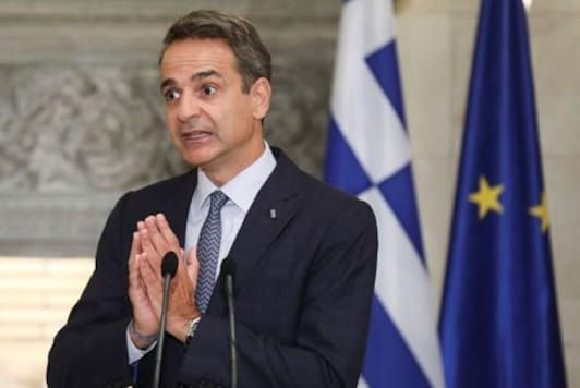 GREECE-TURKEY-EU-MICHEL:Greek PM says time for European solidarity to be expressed in practice