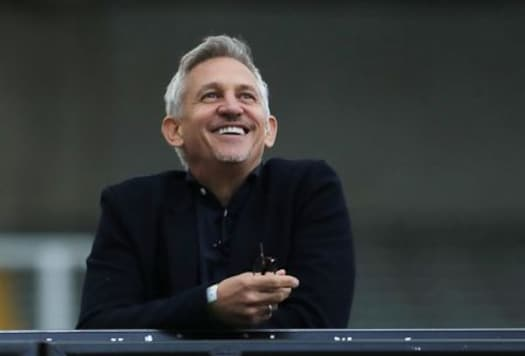 BRITAIN-BBC:BBC star Gary Lineker takes pay cut as new boss doubles down on impartiality