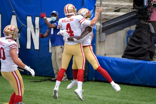 49ers Have Satisfying Finish To East Coast Trip