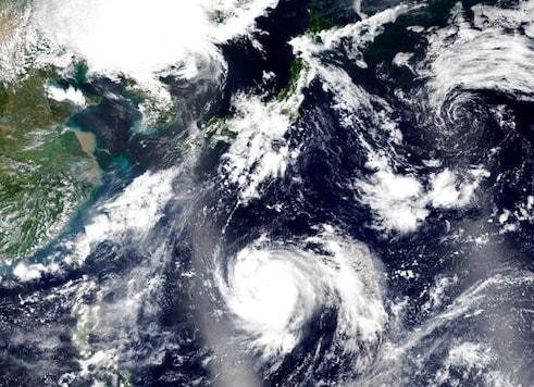 Japan Bracing For Dangerously Powerful Typhoon