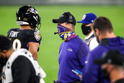 Ravens Shift Into Bounce-back Mode After Humbling Loss