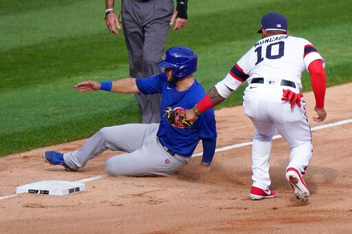 Slow Start Sends White Sox To Costly 10-8 Loss To Cubs
