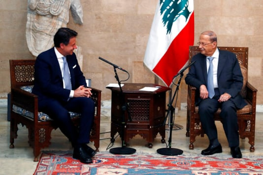 Italy's Premier Urges Lebanon To Form Cabinet, Start Reforms