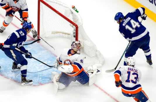 Islanders Rest, Regroup After Being Routed By Lightning