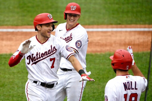 Nationals' Soto Youngest Ever To Win NL Batting Crown