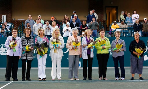 Original 9, Hewitt, Raymond Among Nominees For Tennis Hall