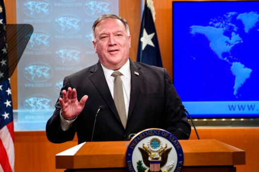 US Further Restricts Chinese Diplomats Travel, Meetings