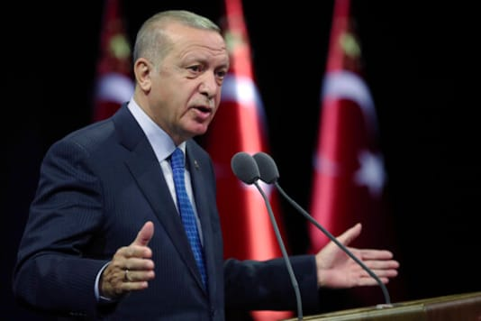 Turkey Criticizes US Decision To Lift Cyprus Arms Embargo