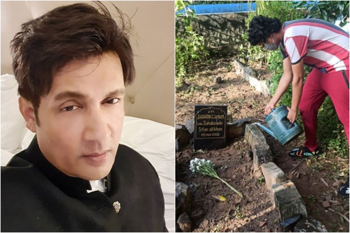Shekhar Suman Feels Irrfan Khan's Grave is 'Unkempt', Suggests Marble Covering