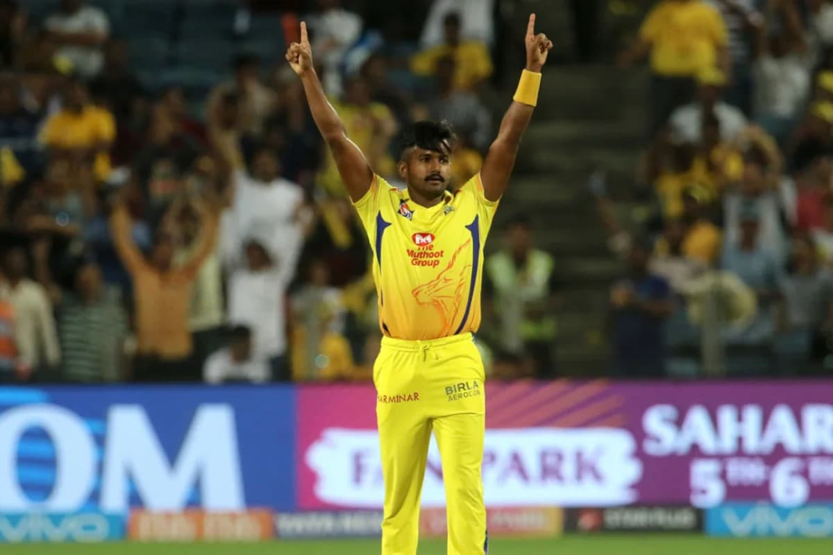IPL 2020: KM Asif Did Not Break Bio-Bubble Protocol, Stresses CSK CEO Kasi Viswanathan