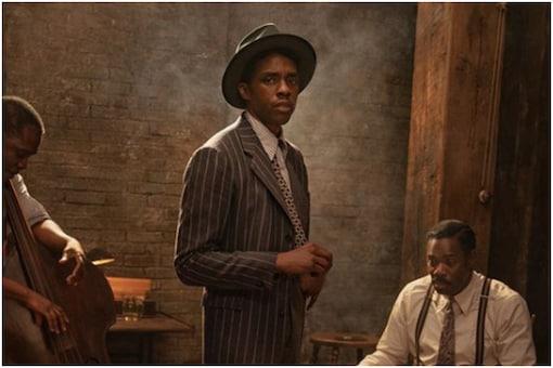 Chadwick Boseman in 'Ma Rainey's Black Bottom'