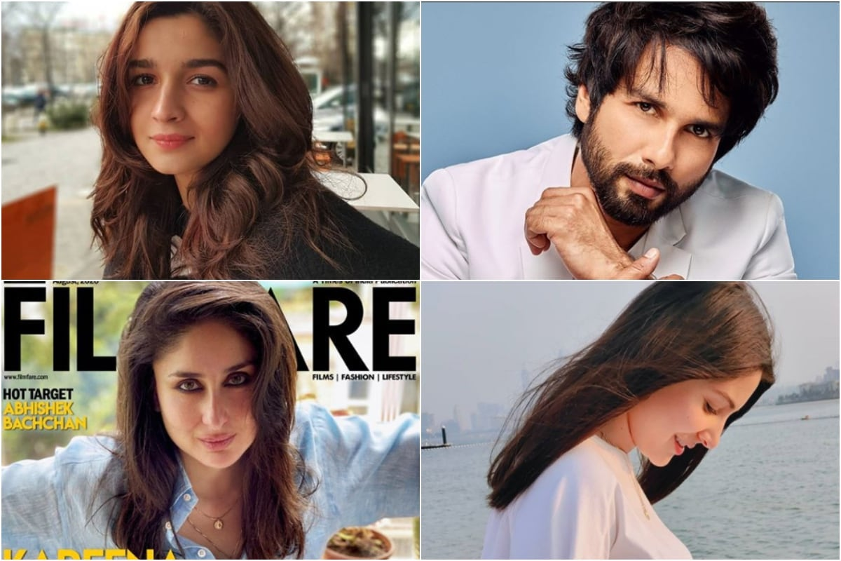 World Vegetarian Day 2020: Anushka Sharma to Shahid Kapoor, These Bollywood Celebs Endorse Plant-based Diet
