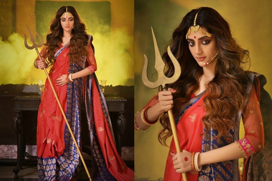 Actress-TMC MP Nusrat Jahan Gets Death Threats For Posing as Durga