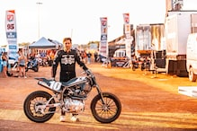 Royal Enfield Twins FT Debuts at American Flat Track Competition in Atlanta