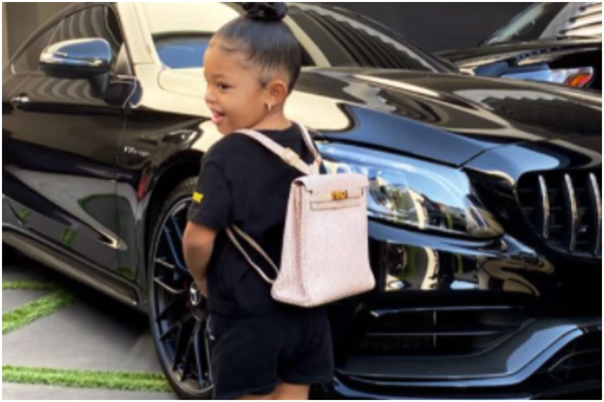 Kylie Jenner Shares Video of Daughter Stormi Webster Super Excited on First Day of Home School