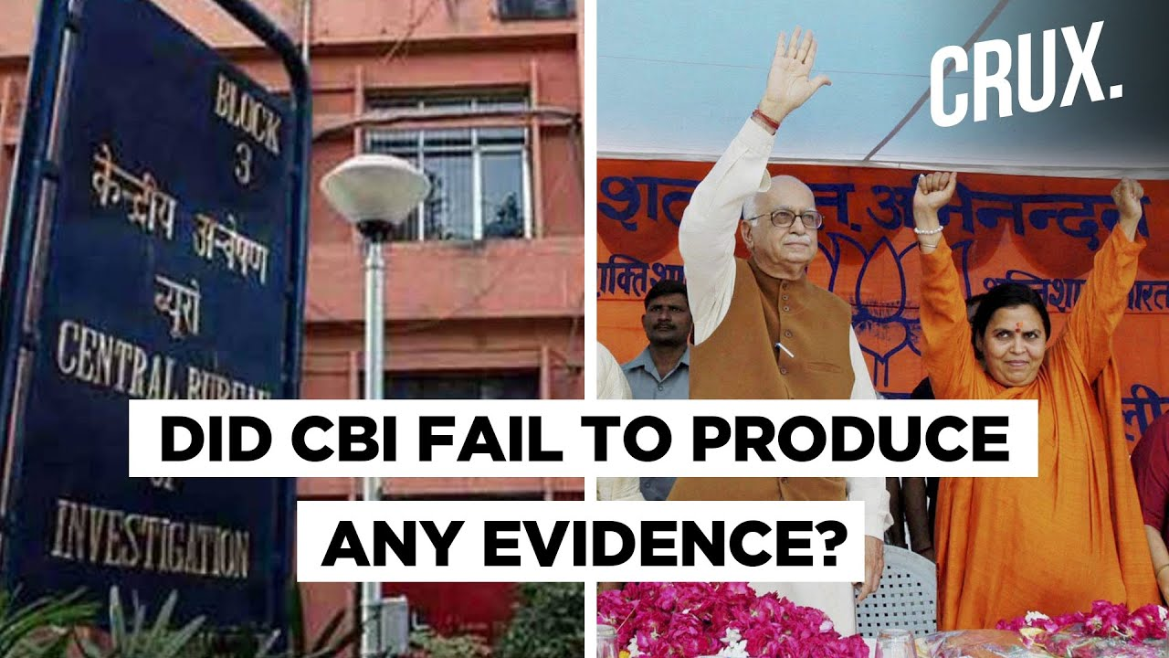 Why BJP And Bajrang Dal Leaders Like LK Advani, MM Joshi, Vinay Katihar Were Acquitted?