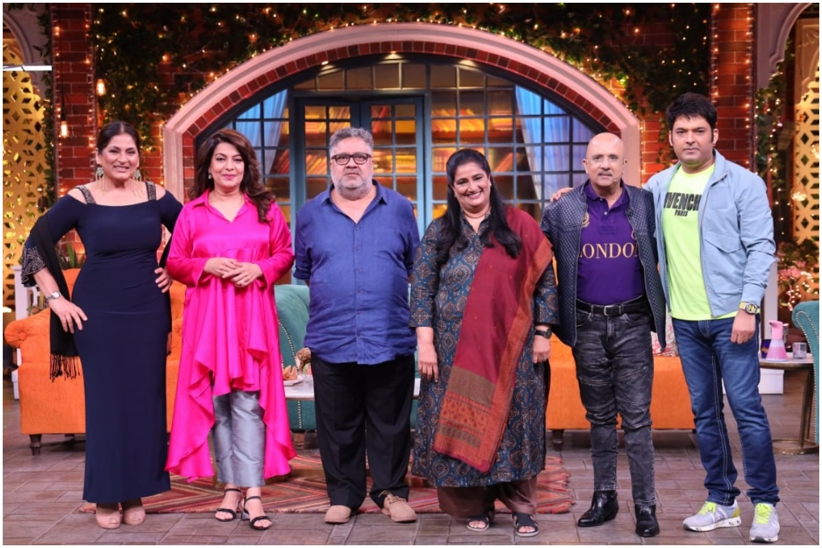 Kapil Sharma's Show Brings Together the Cast of India's First Family Drama TV Series Hum Log