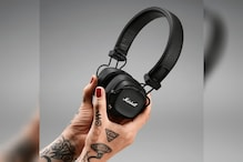 Marshall Launches Major IV Wireless Headphones With 80 Hours of Battery Life