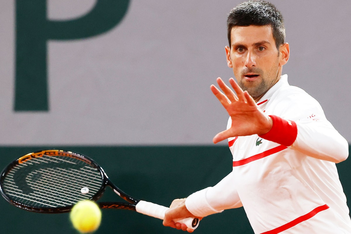 French Open Novak Djokovic Says Win Over Pablo Carreno Busta Was Pain In The Neck