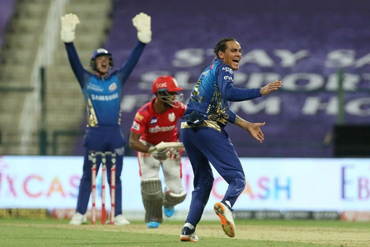 IPL 2020: Slow Nature of Wickets Allowing Me to Attack More - Rahul Chahar