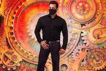 Bigg Boss 14: Ahead of Grand Premiere, Salman Khan Shares His Pic in Mask from the Set