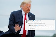 Trump Testing Positive for Covid-19 Reminds Twitter of When He Called it a 'Hoax'. But Did He?