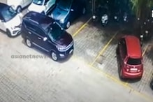 Toyota Innova Crysta Given for Service at Dealership Stolen, Owner Chases Car: Watch Video