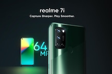 Realme 7i Launch on October 7 Alongside Wireless Earphones, Special Edition Realme 7 Pro