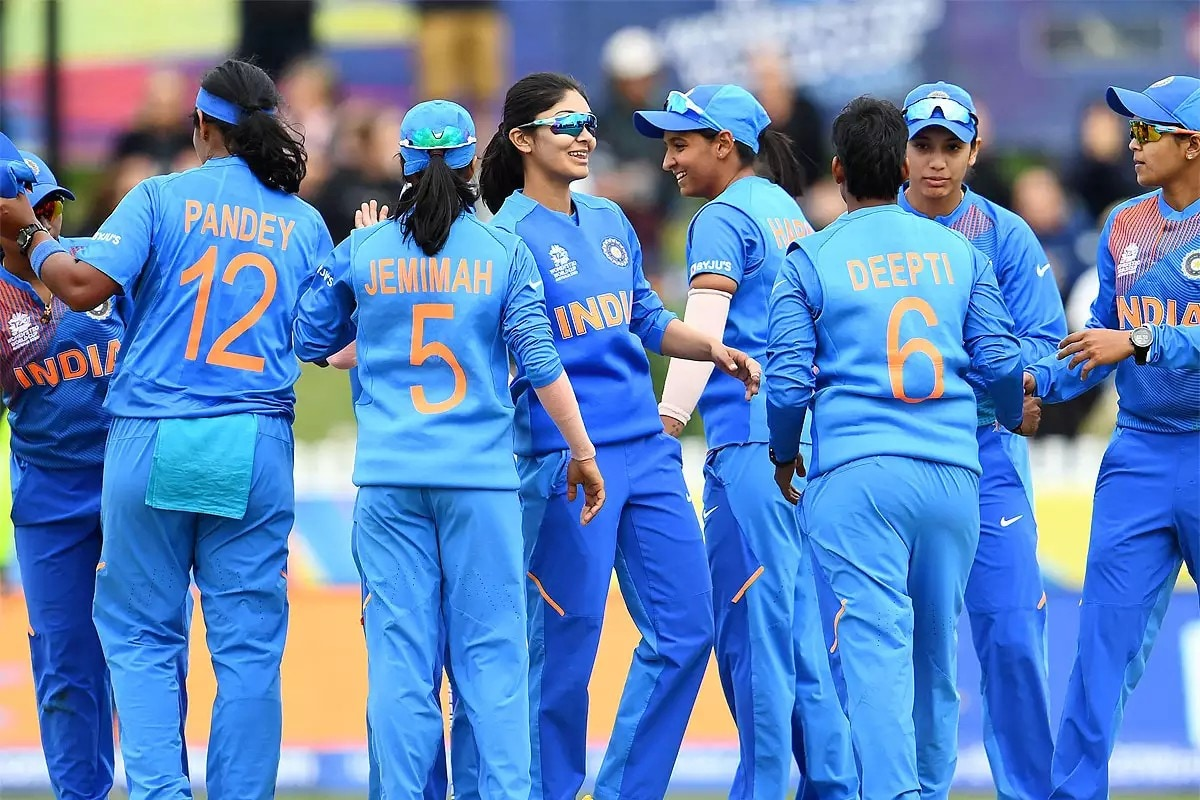 India Climb to Third in ICC Women's T20 Team Rankings