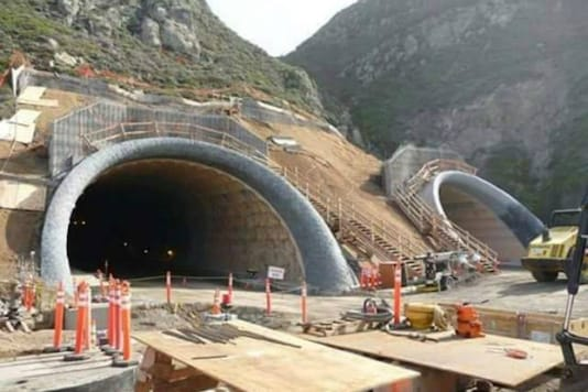 Atal Tunnel is the longest highway tunnel in the world.