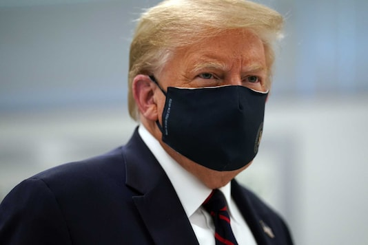 President Donald Trump and first lady Melania Trump have tested positive for the coronavirus, the president tweeted early Friday. (AP Photo/Evan Vucci, File)
