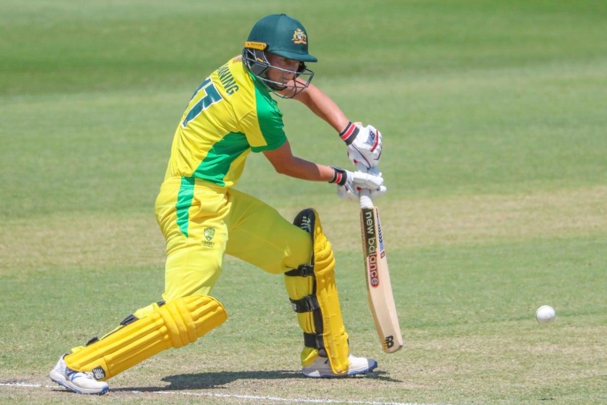 Meg Lanning's Ton Guides Australia to 20th Consecutive ODI Win