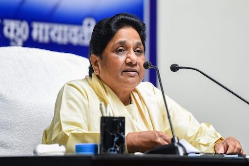 File photo of BSP chief Mayawati
