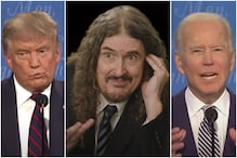 'Weird Al' Yankovic's Parody Version of Trump-Biden Presidential Debate Leaves Internet in Splits