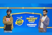 Flipkart Big Billion Days Sale to Be Held from October 16 to October 21