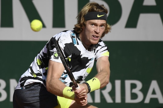 Andrey Rublev (Photo Credit: Twitter)
