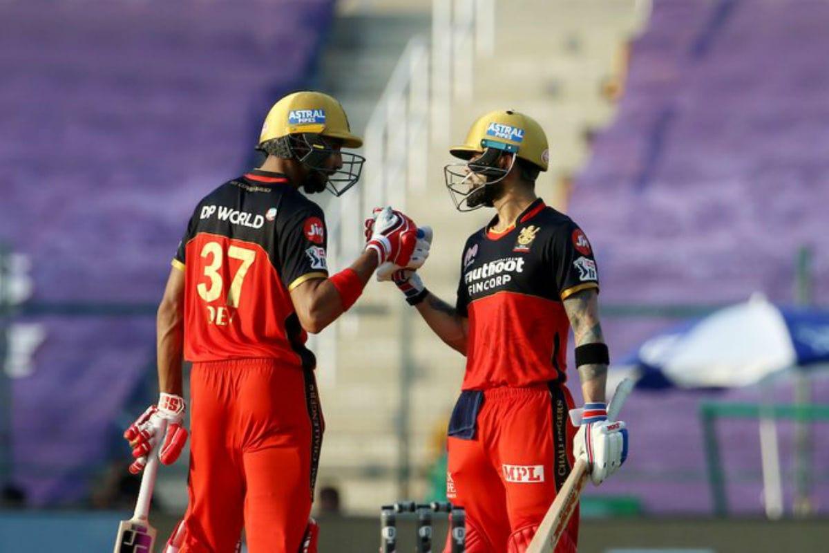 IPL 2020: Devdutt Padikkal, Virat Kohli Set up Comfortable RCB Win Against Royals