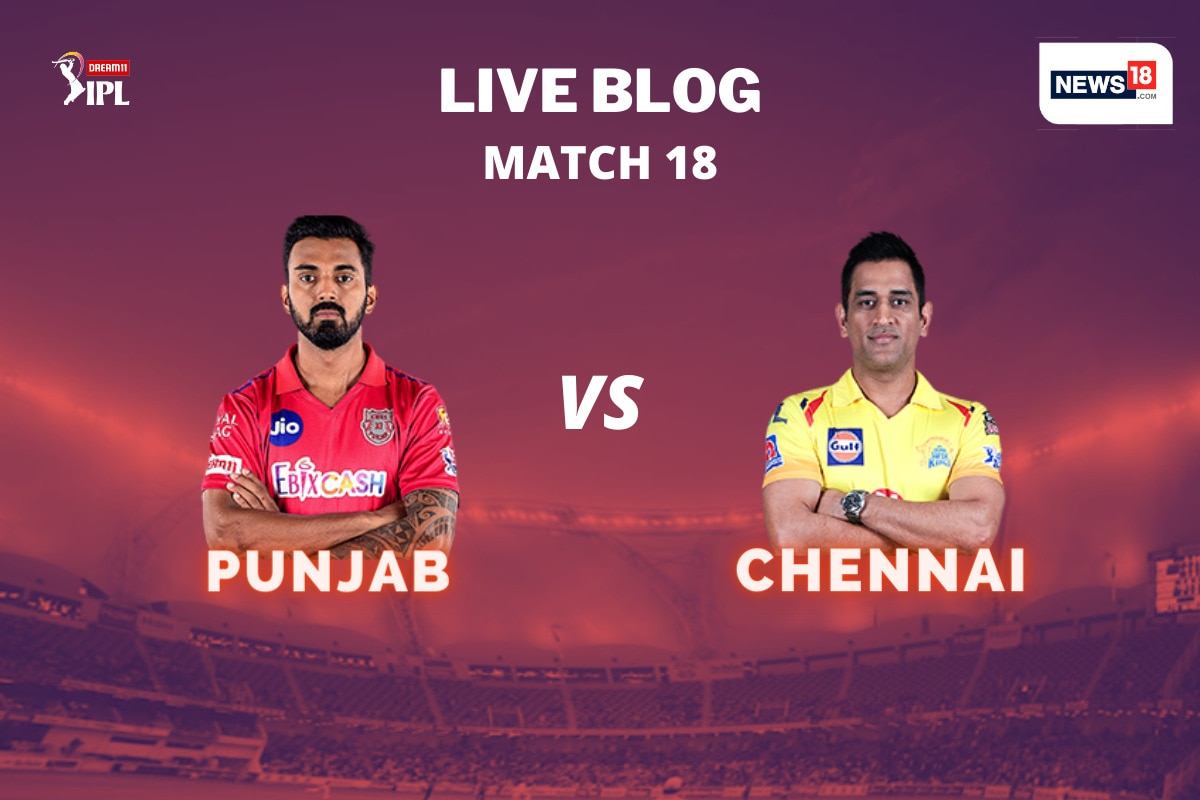 IPL 2020, KXIP vs CSK Today's Match at Dubai Highlights: As It Happened