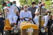 PICS: Rahul Gandhi Kick-Starts Kheti Bachao Yatra in Punjab