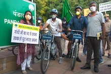 NDMC Flags Off New Initiative to Promote Cycling on Dedicated 6km Pilot Corridor From Bikaner House